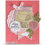 SNEAK PEEK: Happy Birthday Card from Cake Soiree