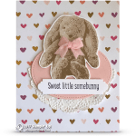 SNEAK PEEK: Sweet Little Somebunny Baby Card