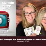 The Stampin Scoop Show – Episode 46 – Kicking Off the New Catalogs
