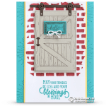 CARD: Blessings from the Barn Door Bundle Series – Part 1