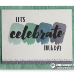 RETIRING: Let's Celebrate Your Day from the Happy Celebrations Stamps