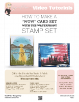 Waterfront Wow -stampwithtami-stampin up