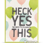 CARD:  Heck Yes Card from Great Big Greetings