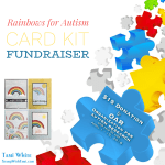 AUTISM FUNDRAISER: Rainbows for Autism Kit Fundraiser ends April 15