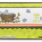 CARD: Lovely Day from the Flying Home Stamp set – Part 4
