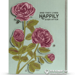 RETIRING: Happily Ever After from the Love You Still Stamps