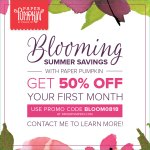 SALE: 50% OFF your first month of Paper Pumpkin Kits – ends August 10