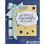 CARD: Twinkle Twinkle Little Star Card