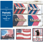 "Happy 4th of July! Tami's ""Best of Patriotic Cards"" collection"