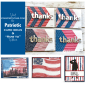 Happy Memorial Day Weekend and Patriotic Thank You Cards