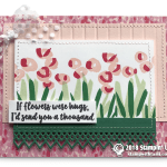 CARD: If flowers were hugs sympathy card from Abstract Impressions