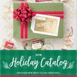 NEWS: 2018 Holiday Catalog is now available in my online store