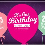 SALE: 15% OFF – 24 Hour Stampin' Up! Stamp Sale – Tuesday Only