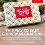 Holiday Paper Pumpkin Kits are coming! Subscribe by November 10