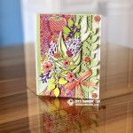 CARD: Beautiful Wow Card from the Wonderful Romance Bundle