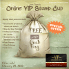 FREE GRAB BAG: Join my VIP Online Stamp Club – ends May 31