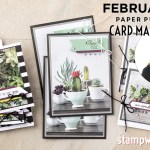 """VIDEO: February Paper Pumpkin Kit """"Grown with Kindness"""" Kit Reveal & Giveaway"""