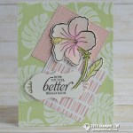 CARD: Feel Better Soon Card from the Humming Along Bundle