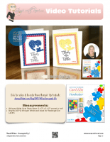 Love you to pieces for Autism Speaks -stampwithtami-stampin up