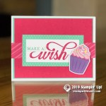 CARD: Make a Wish from the Sweetest Thing Stamps