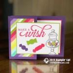 CARD: Make a Wish Z Fold Card