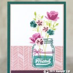 CARD: Retiring Jar of Love Friend Card
