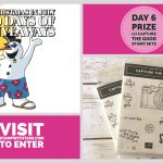 DAY 6 of 10 Days of Xmas in July Giveaways  – Enter Here