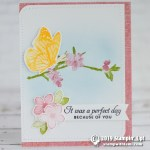 CARD: It was a perfect day because of you card