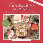 """Christmastime Is Here"" Limited Edition Suite of Products are now available while they last"