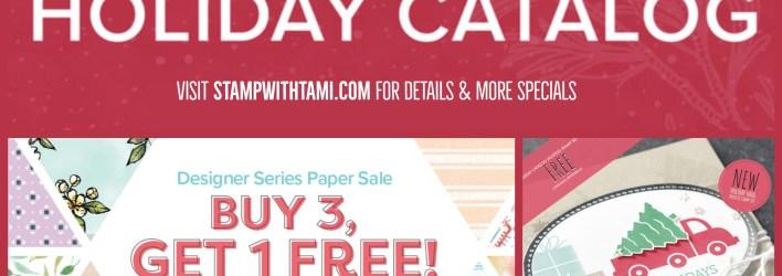 SPECIALS: Tami's Ordering Gift Tutorials for September 16-30 – Hostess Code Z4CX669Z