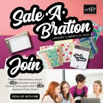 Free mini Paper Cutter, Paper Assortment and a Free Stamp Set with Demo Kit Purchase – ends March 31