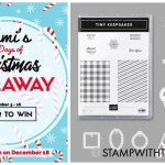 DAY 5 of  12 Days of Christmas Giveaways  – Enter Here