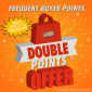 Double Frequent Buyer Points – Earn Free Stamps December 1-15