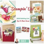 VIDEO: The Scoop is back – Top 10 Retiring Stamp Sets & Mega Share