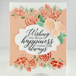 CARD: Wishing you much happiness today and always