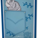 Retiring Spotlight: Animal Outing Hippo Pocket Card – Series Part 2