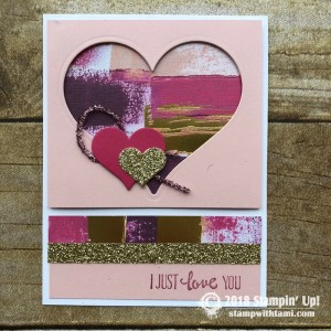 Heart Happiness Stamp Set