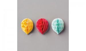 Honey comb Balloons