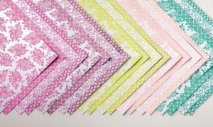 Fresh Florals Designer paper