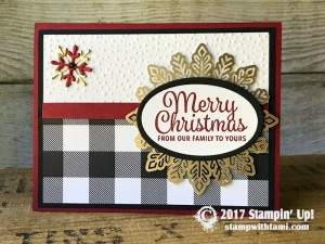 Stampin Up Snowflake Sentiments Bundle