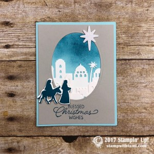 Night in Bethlehem Stamp Set