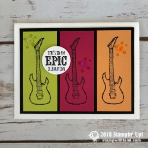 Epic Celebration Stamps