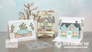 8stampin up new catalog ideas