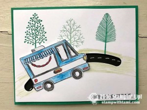 SAB Tasty Trucks Stamp set