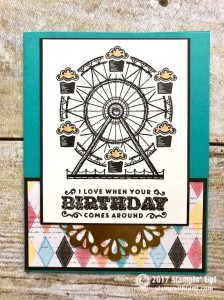 Cupcakes & Carousels Suite