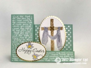 Stampin Up Easter Message stamp set
