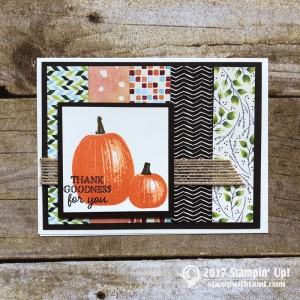 Gourd Goodness Stamp set