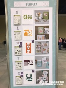 stampin up on stage new catalog display boards21