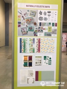 stampin up on stage new catalog display boards28