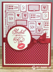 Stampin Up Sending Love Suite